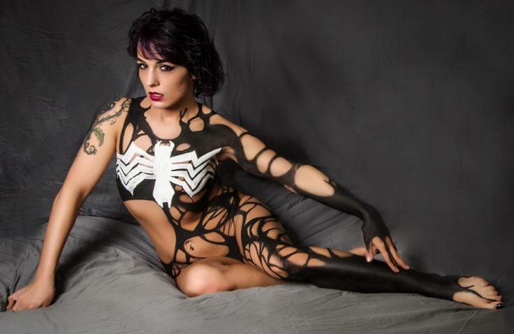 Cosplay : Venom