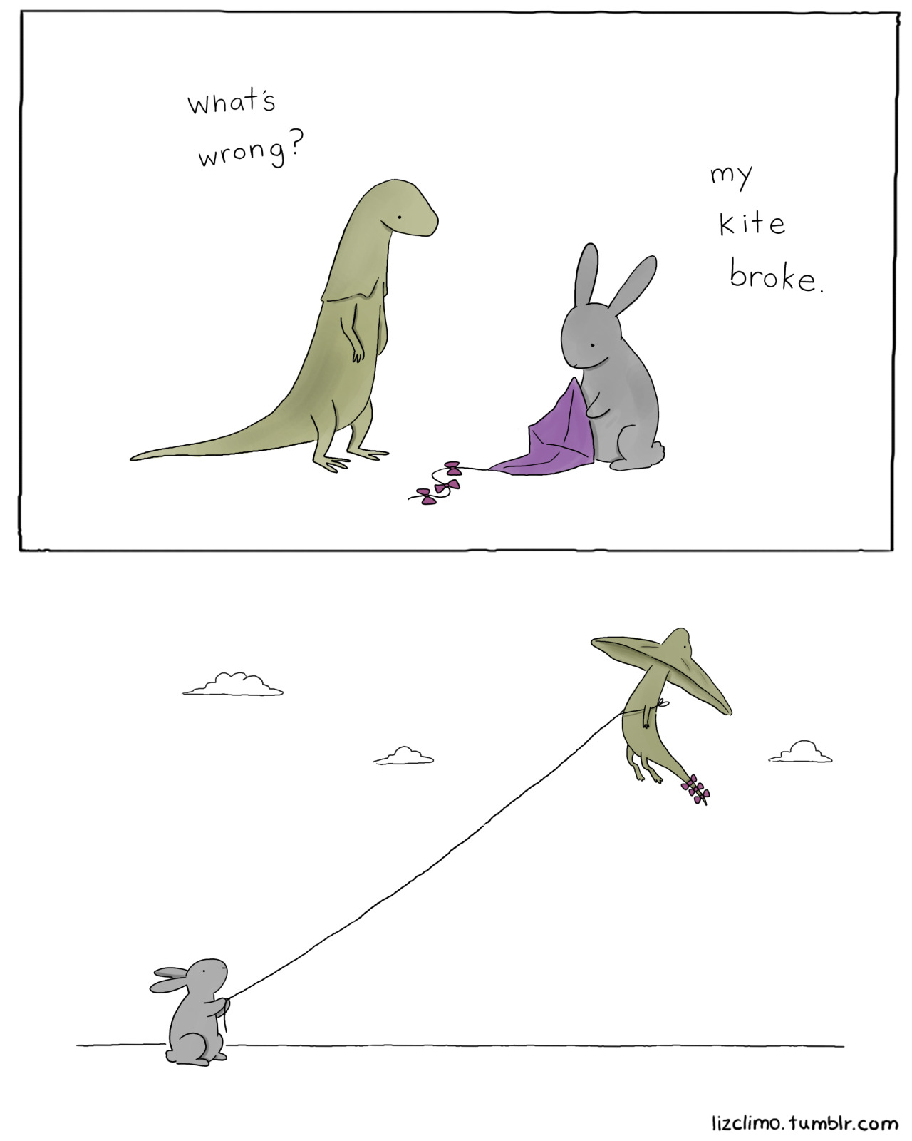 "lizclimo:"" man, that lizard is nice. "" happy friends day! & also #tbt"