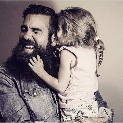Resultado de imagem para Beard dad
