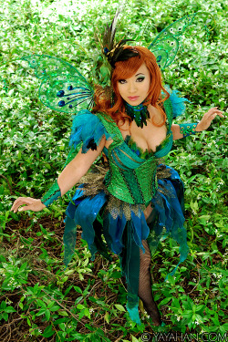 Absinthe Fairy Preview by yayacosplay  Check out http://hotcosplaychicks.tumblr.com for more awesome cosplay