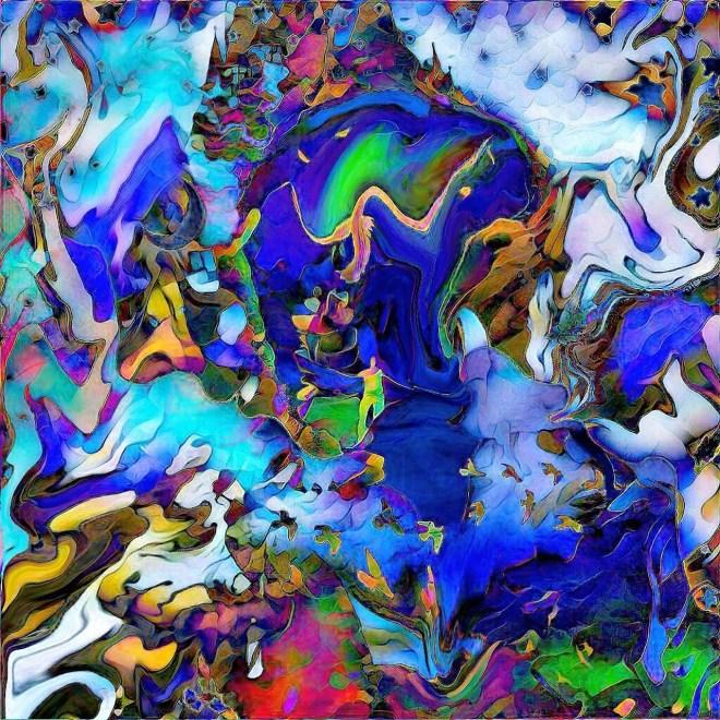 Revoada: um vento movimenta todas as coisas, fazendo com que toda a natureza (mineral, vegetal, animal, humana) se sinta elevada a uma dimensão superior, onde cores e formas novas apresentam uma realidade mais ampla. Os primeiros a perceber são os...