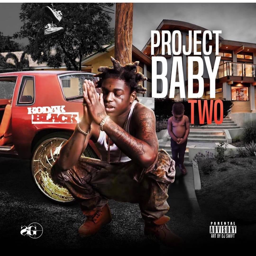 """Listen to Kodak Black's """"Project Baby Two"""" Mixtape"""
