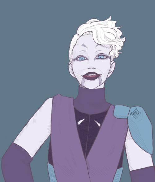 Asajj Ventress (#2) | A 10/10 Space Badass