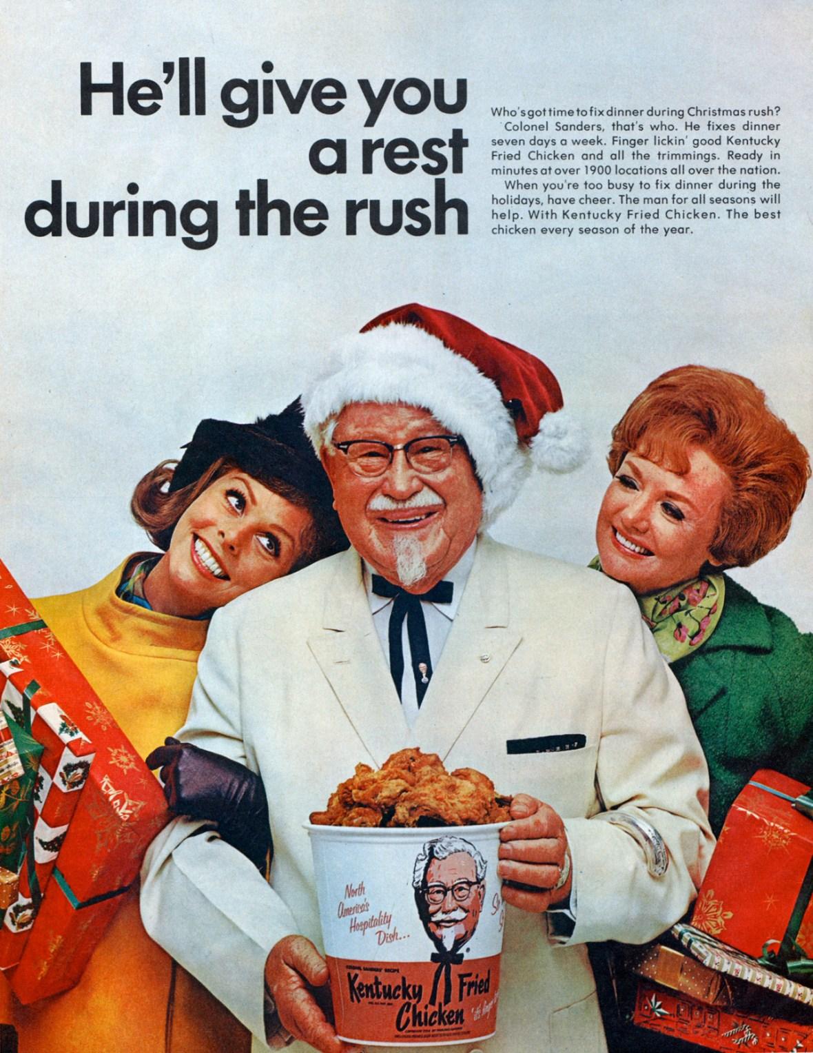 Kentucky Fried Chicken - 1968
