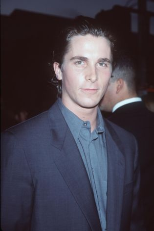 Image result for christian bale 1990s