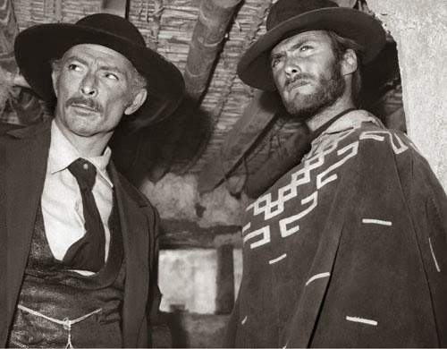 For A Few Dollars More Quotes: Clinteastwood-blog: Lee Van Cleef And Clint Eastwood On