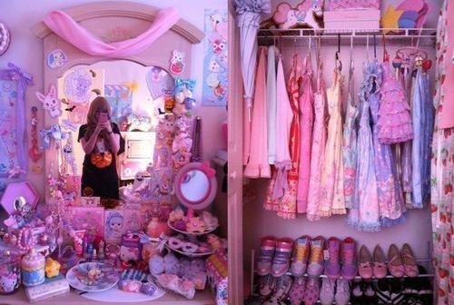 Pastel Goth Room Tumblr