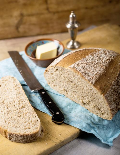 Still baking bread!