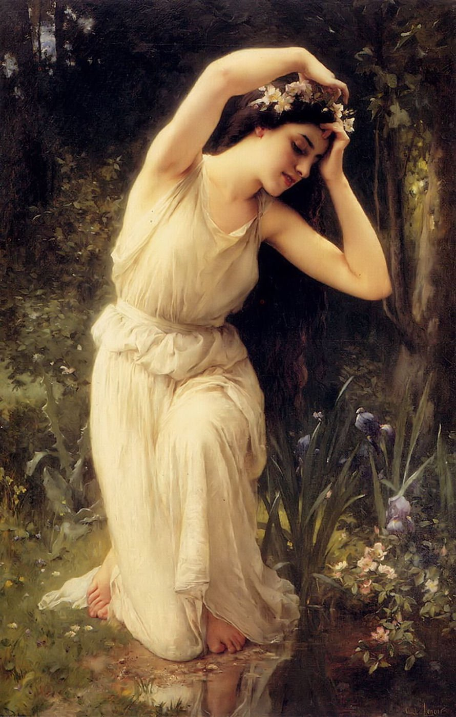 Charles-Amable Lenoir, Narcisse