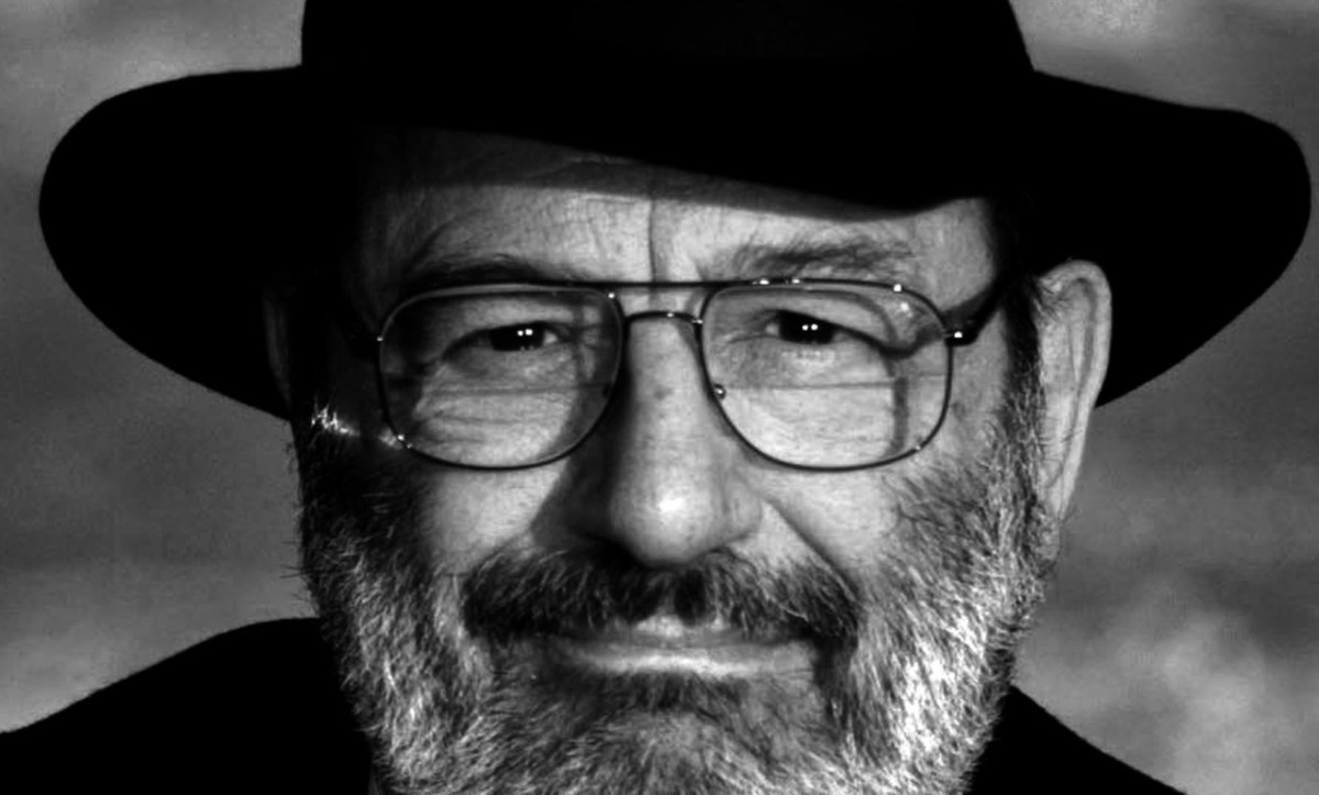 UMBERTO ECO DEAD AT 84