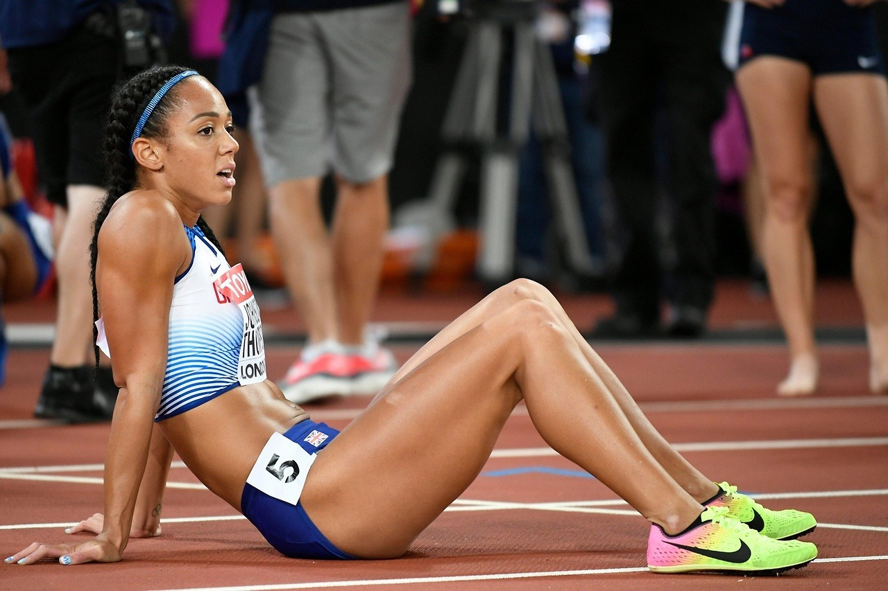 Katarina Johnson-Thompson 2017 World Championships