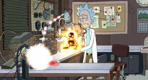 Saddest Rick and Morty