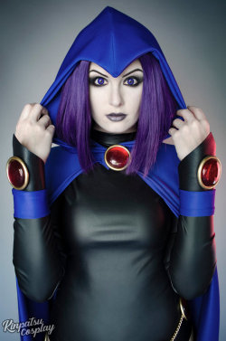 Raven - Teen Titans by Kinpatsu-Cosplay  More Hot Cosplay: http://hotcosplaychicks.tumblr.com Get Exclusive Content: https://www.patreon.com/hotcosplaychicks