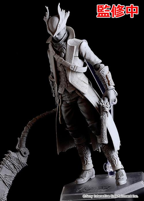 Max FactoryBloodborne figma Hunter