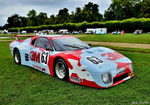 Starring 79 Ferrari 512 Bb Lm By Eric Cars