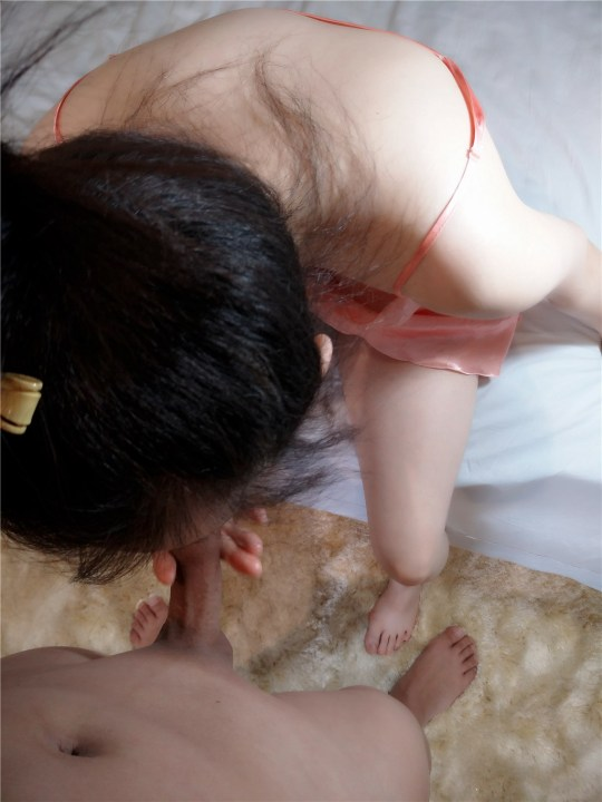 chinese wife shaved pussy sex 3