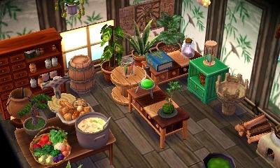 kitchen acnl | Tumblr on Animal Crossing Kitchen Island  id=66791