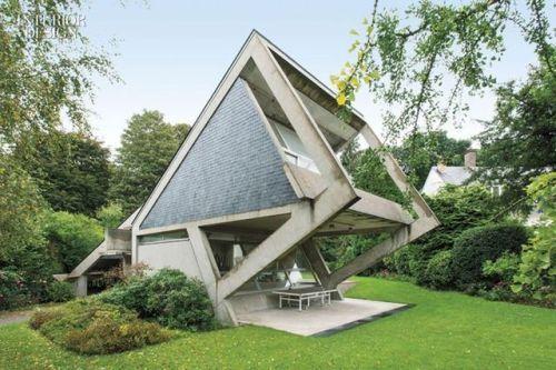 Architectureandfilmblog: Villa Drusch, Versailles, Claudeu2026
