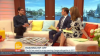 WIll Francis on Good Morning Britain, ITV