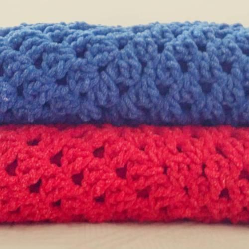 Mantitas. #ganchillo #crochet