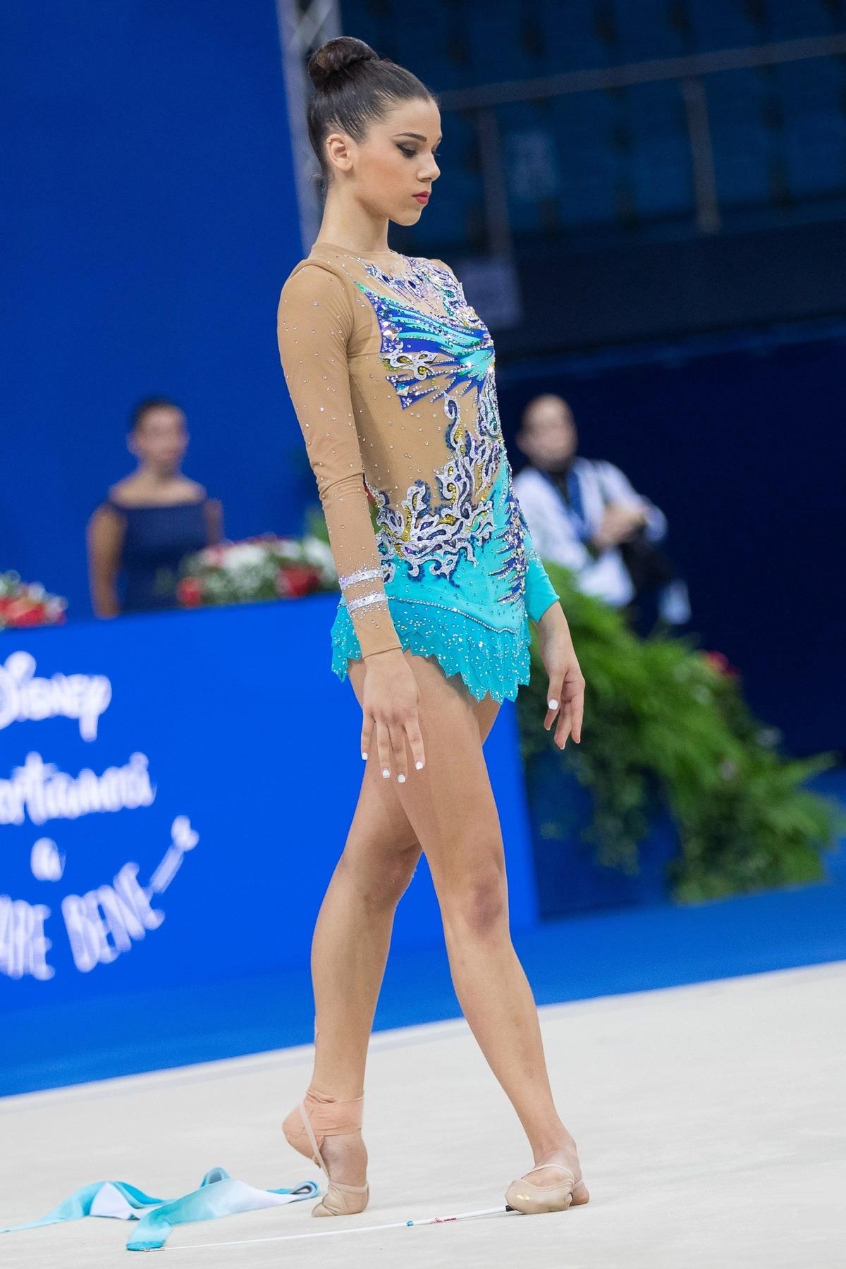 3702a78cd Diamanto Evripidou (Cyprus) 2017 World Championships – Gymnastics