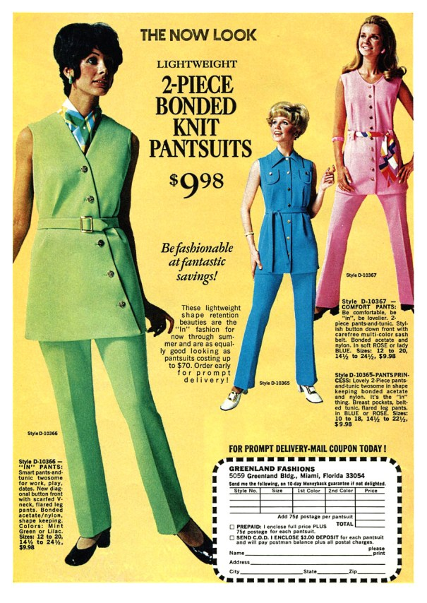 96665a7ba64607 Women's Fashion, 1971 – Vintage Stuff