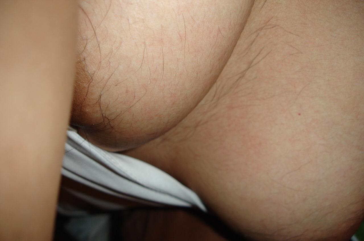 Hairy girl nipples
