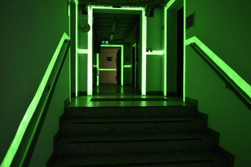 Neon Green Tumblr