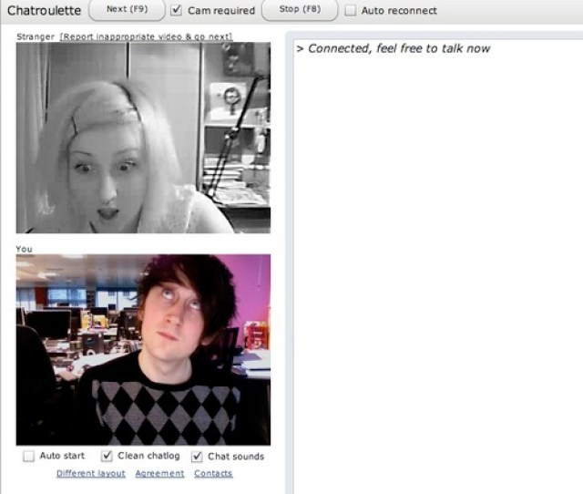 All About Chatroulette