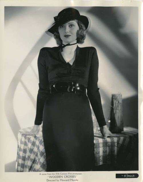 June Lang in The Road To Glory