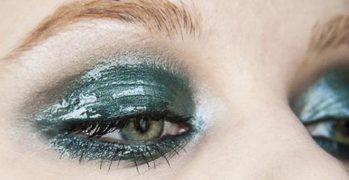 Image result for glossy smokey eye