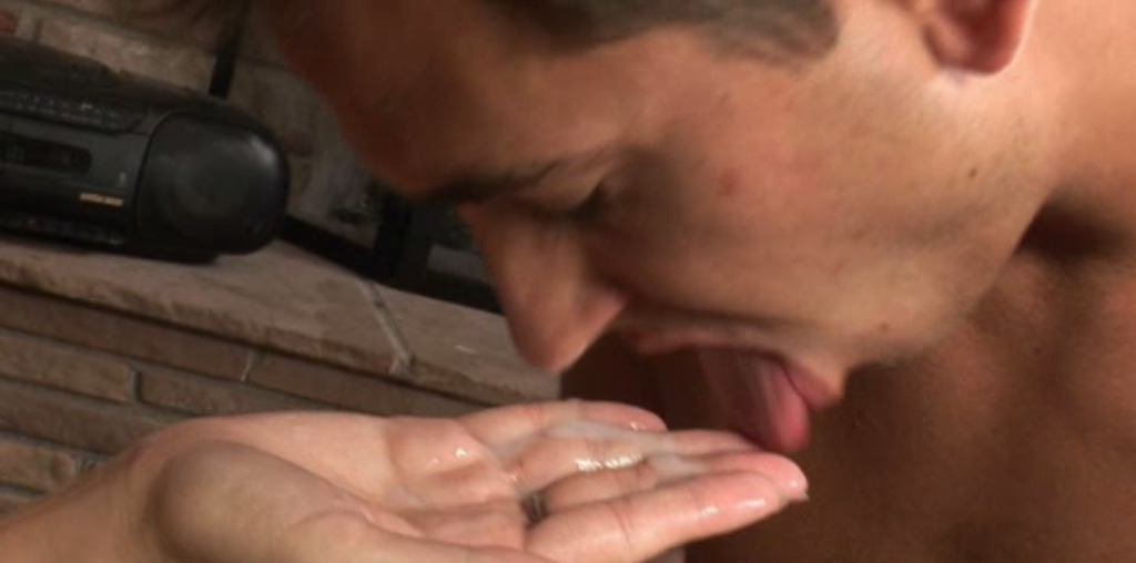 Emo girl has squirting orgasm