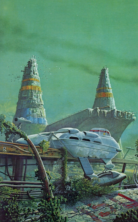 The City Crumbles by Bob Layzell