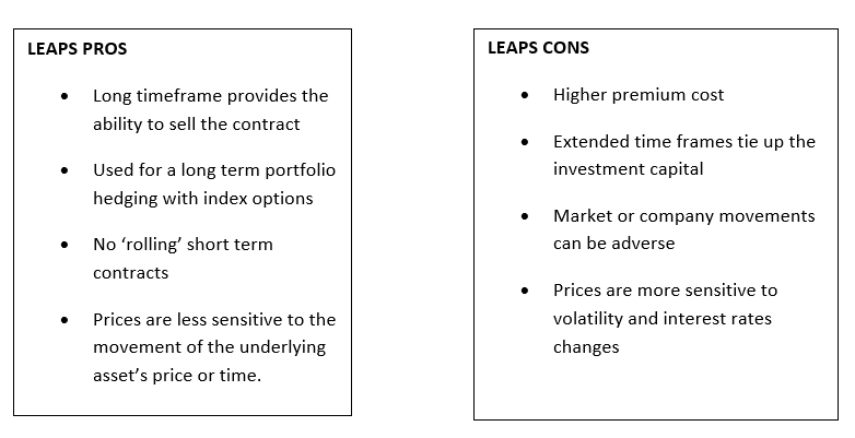 What Are LEAPs Options