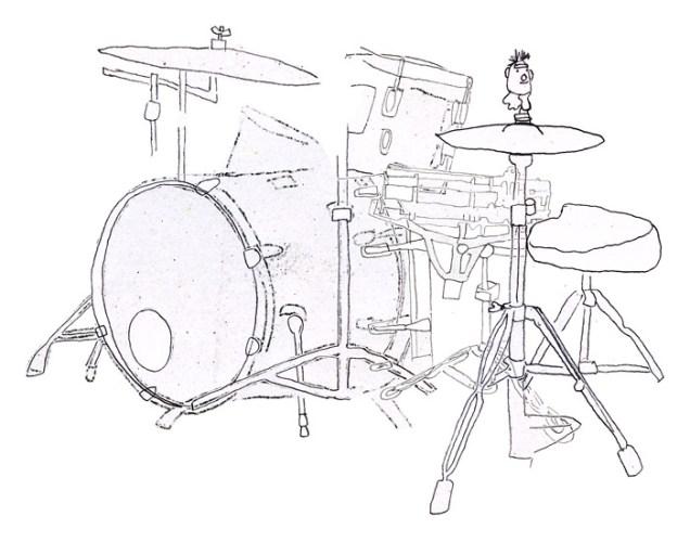 drumclutter