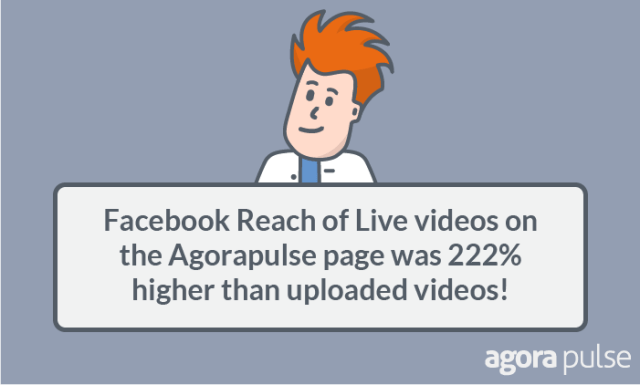 Drive More Traffic To Your Blog Posts Using Video - Facebook Live Video Statistics