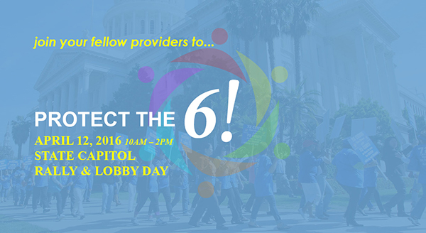 Protect the 6! - State Capitol Rally and Lobby Day