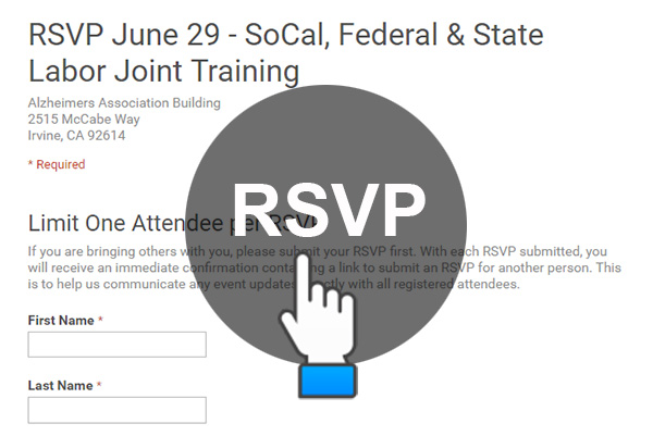 Click to RSVP for June 29 - SoCal DOL & DLSE Joint Training