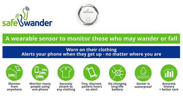 SafeWander Button
