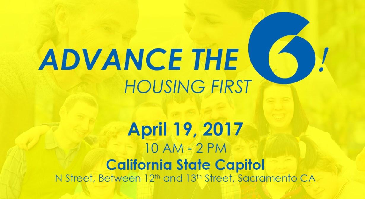 April 19, 2017 Advance the 6!