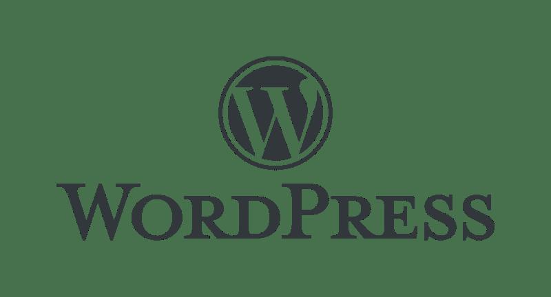 WordPress logotype alternative • 1