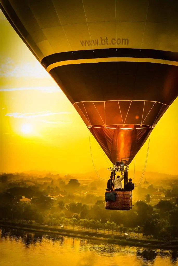 Balloon Festival for ASEAN TRiPPER January 2014