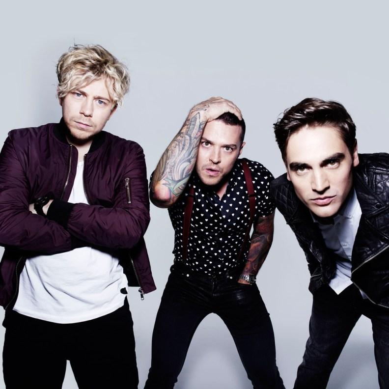 Busted - Band Promo shot