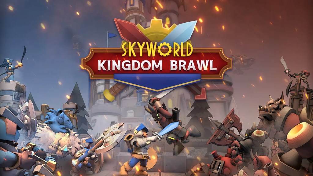 Skyworld Kingdom Brawl Coming