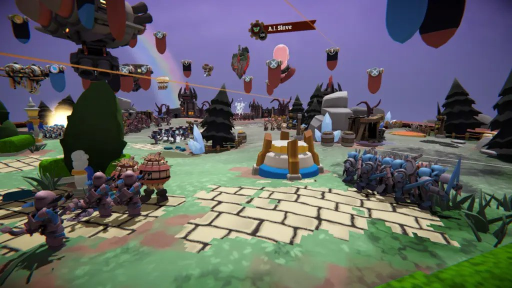 Skyworld: Kingdom Brawl Pulled From Oculus Store By Developer 64
