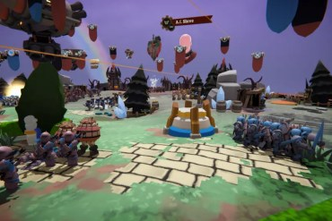 Skyworld: Kingdom Brawl Pulled From Oculus Store By Developer 68