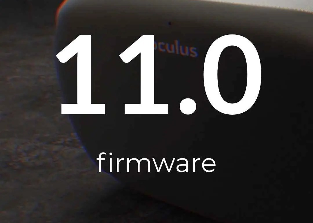 Quest Firmware 11.0 Released 60