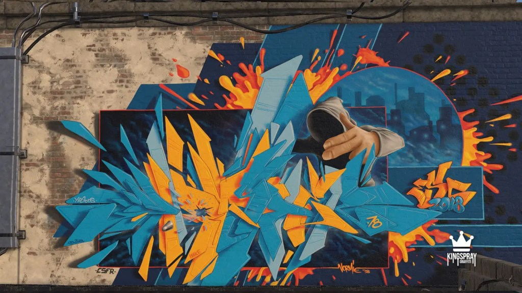 Kingspray Graffiti | Review 73