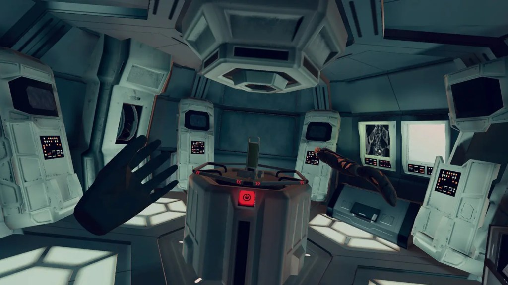 doctor who edge of time oculus quest