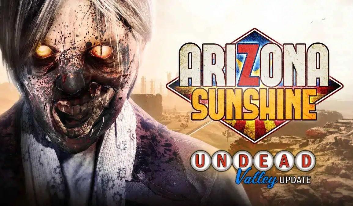 Free 'Undead Valley' DLC Added to Arizona Sunshine! 60